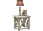 small wooden side tables for rustic living room end table