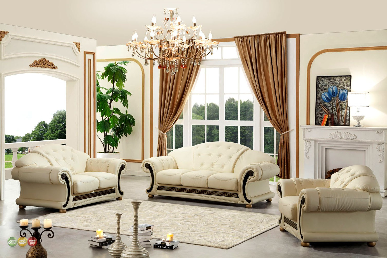 White modern italian leather living room furniture arrangements ideas raysa house for Italian living room furniture ideas