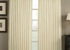white modern pinch pleat drapes for living room decor ideas