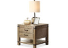 wooden side tables with storage ideas for modern living room end table