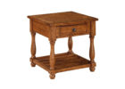wooden small end tables with storage for rustic living room end tables