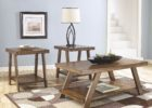 3 piece coffee table sets under $200 oak wood ideas
