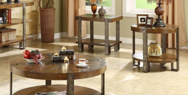 piece coffee table sets under $200