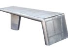 airplane wing coffee table for home office