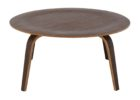 american signature coffee table round wood furniture