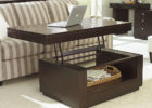 ashley furniture lift top coffee table solid wood