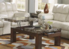 ashley furniture lift top coffee table with faux marble top