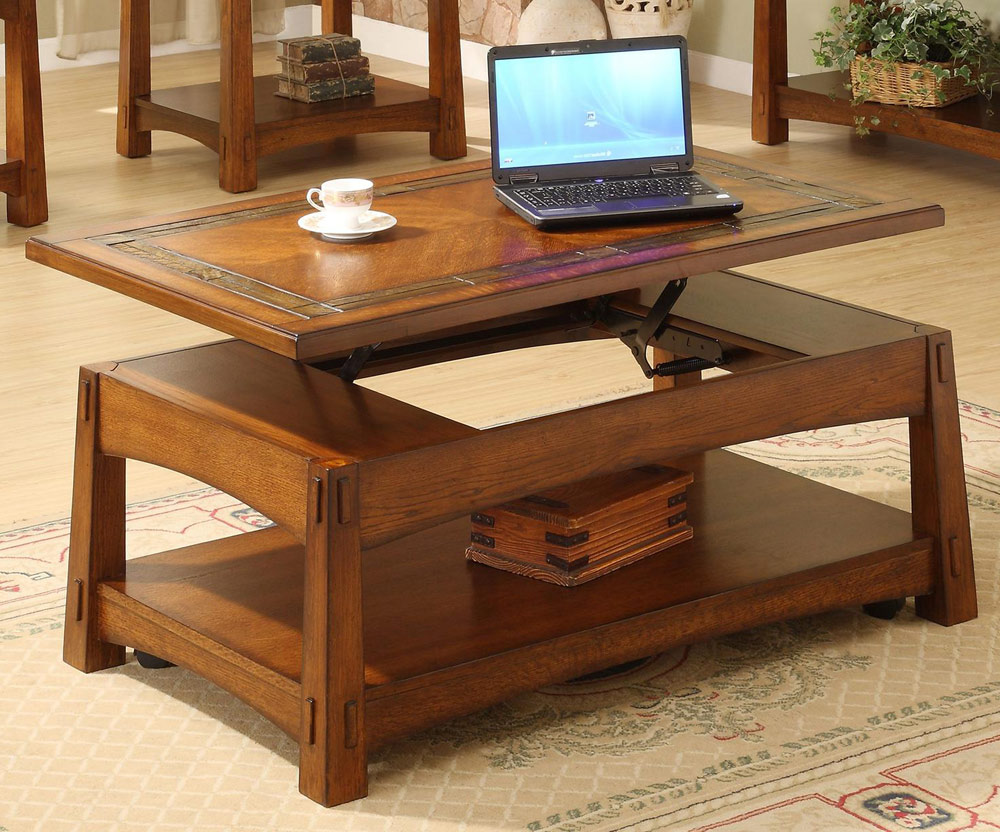 ashley furniture lift top coffee table wood ideas