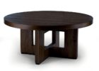 ashley furniture round coffee table pine solid wood