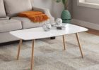 awesome cheap modern white coffee tables under $200