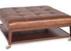 awesome coffee tables under $200 with tufted leather