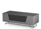awesome contemporary grey gloss coffee table
