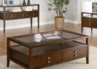 awesome glass coffee tables under $200 with storage