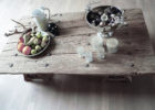 awesome low rustic coffee table