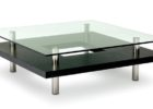 awesome modern glass coffee tables under $200