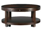 awesome round narrow coffee table with storage
