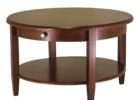 awesome soild wood round Ikea coffee table Uk with storage