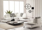 awesome white cheap modern furniture sets with sectional sofas