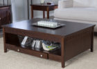 best coffee tables under $200 with storage