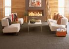 best modern black carpet for living room