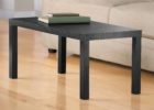 best modern black coffee tables under $200
