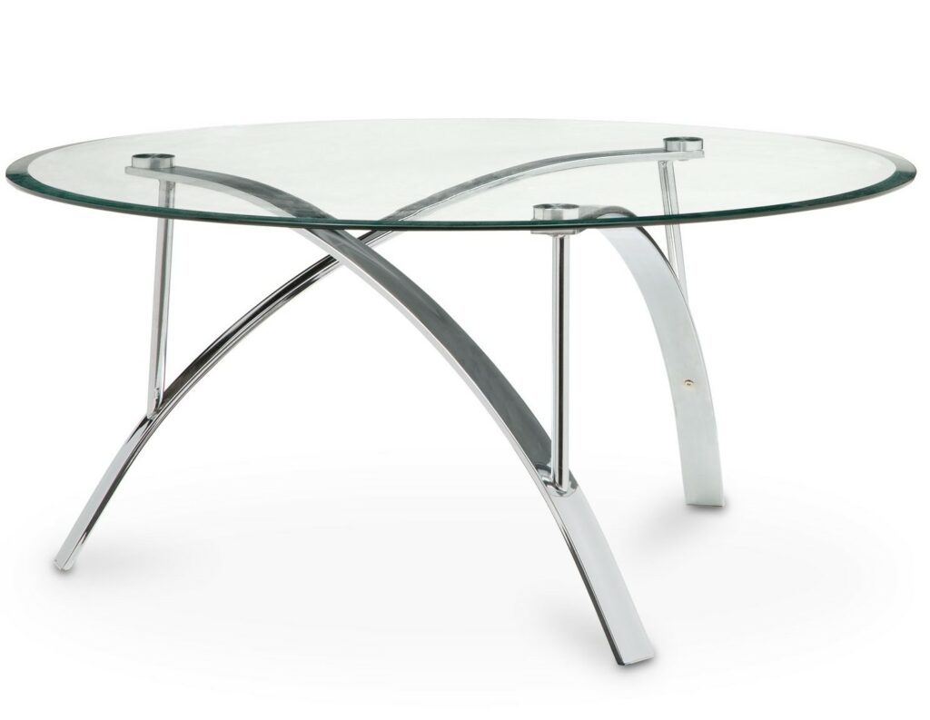 best modern glass coffee tables under $200 with metal legs   raysa
