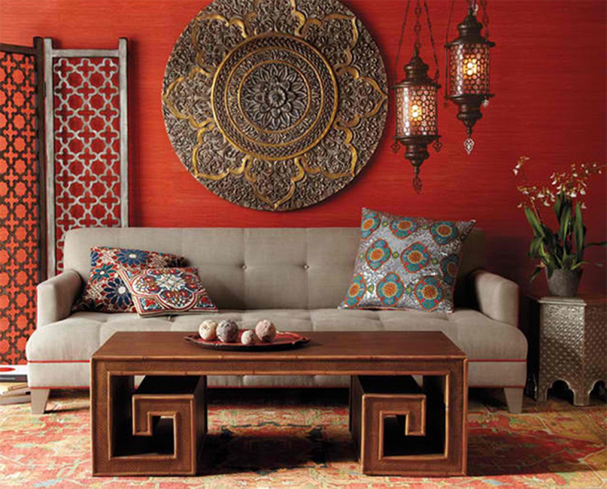 best moroccan living room decor