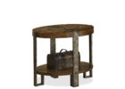 best rustic small living room end tables with metal legs designs