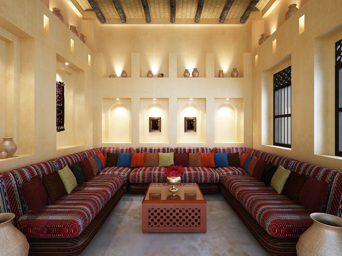 best traditional moroccan living room decor