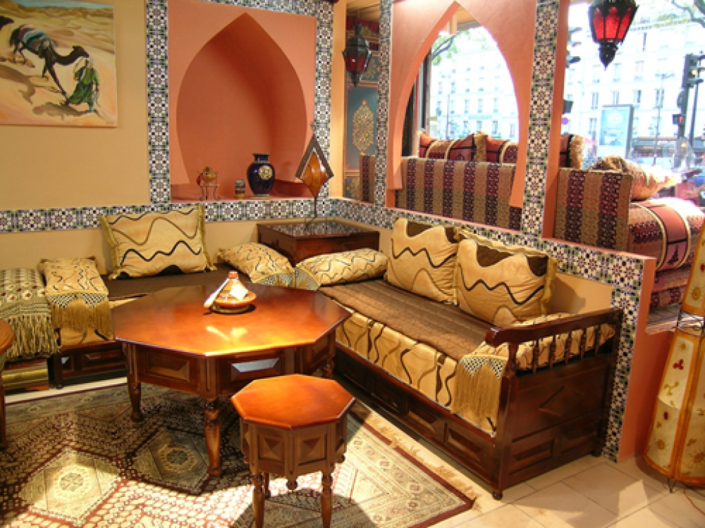 best traditional moroccan living room interior decor