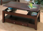 best wooden lift top Ikea coffee table Uk with storage