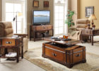 best wooden living room chest furniture sets