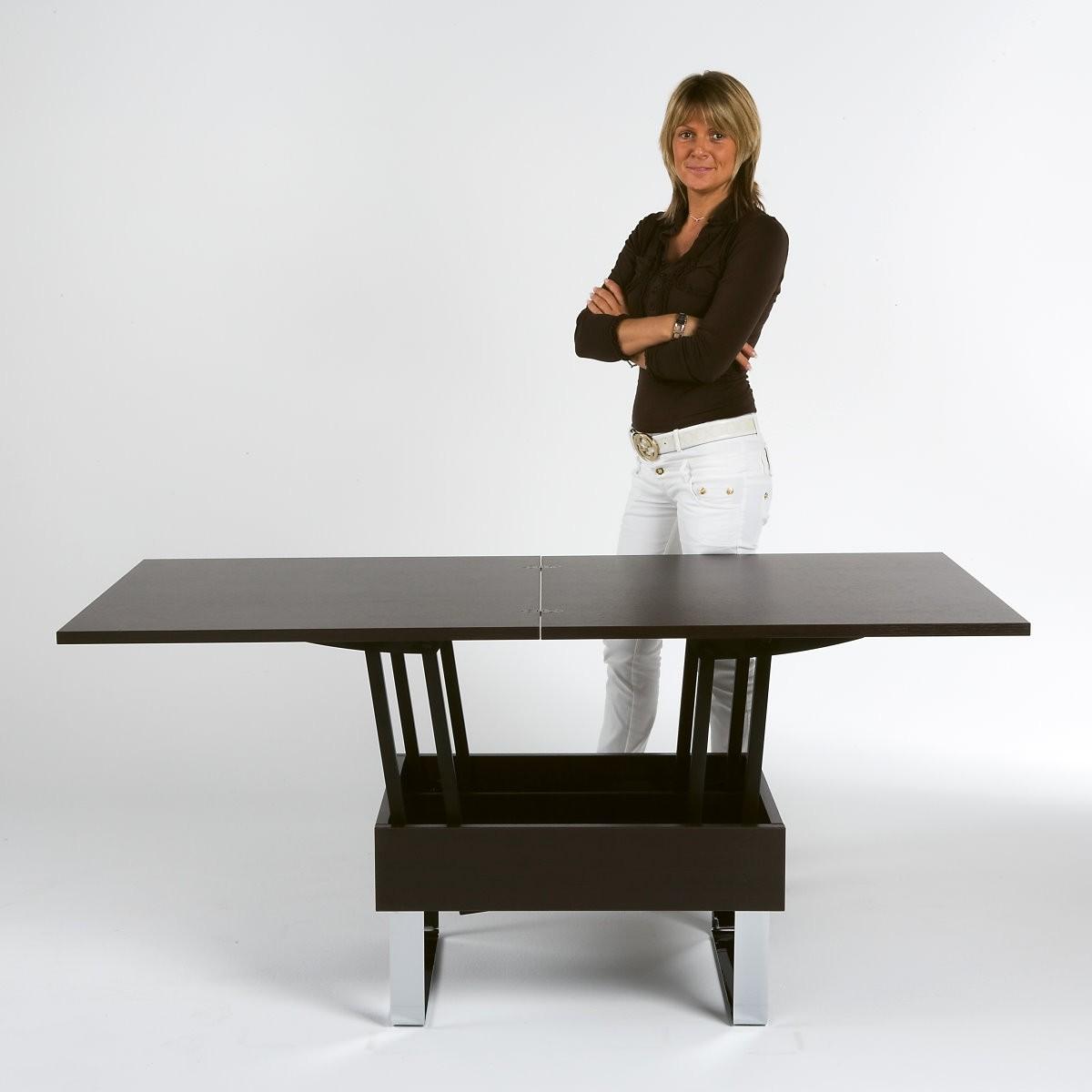 black vintage castro convertible coffee table 09
