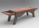 castro convertible coffee table with storage