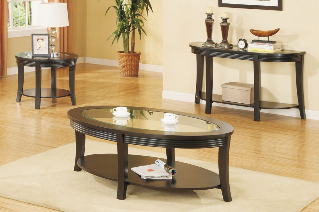 Cheap End Tables And Coffee Table Sets Furniture Raysa House