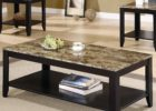 cheap end tables and coffee table sets modern marble on top
