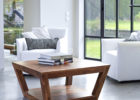 coffee tables Uk modern oak