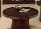 coffee tables Uk round solid wood