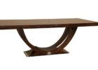 contemporary narrow coffee table with storage