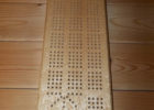 cribbage board coffee table template design