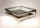 dfs glass coffee table with metal legs