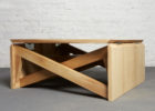 fold up coffee table from pine wood furniture