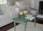 french style shabby chic coffee table with rustic ideas