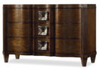 glossy wooden living room chest cabinets with storage