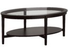 inexpensive coffee tables with glass on top