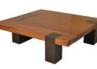 inexpensive coffee tables wood