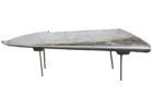 large airplane wing coffee table furniture