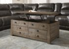 lift top coffee table ashley furniture 01