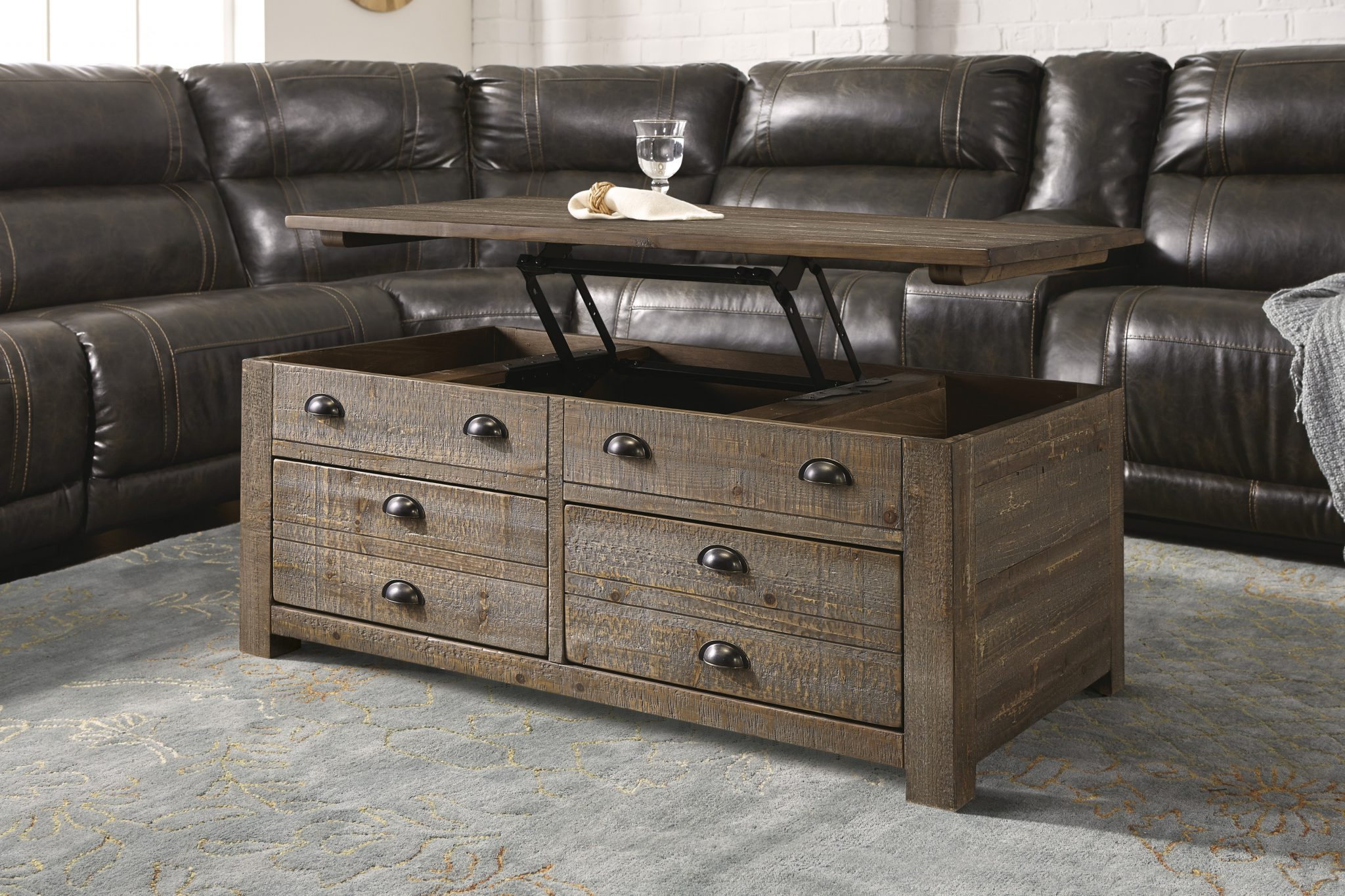 Lift Top Coffee Table Ashley Furniture Collection
