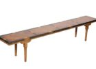 long narrow coffee table with storage